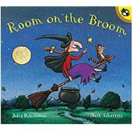 """Room on the Broom"" Books"