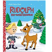 """Rudolph the Red Nosed Reindeer"" Books"