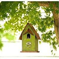 Rustic Wooden Bird House (Bestseller)