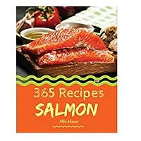 Salmon Cookbooks