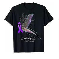 Sarcoidosis Awareness T-shirts