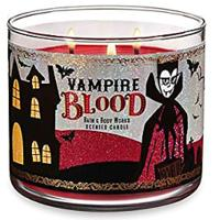 Scented Candles for Hallowen