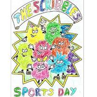 Scribbles Sports Day (Kindle)