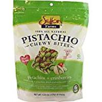 Setton Farms Pistachio Cranberry Chewy Bites, Pack of 4