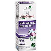 Similasan Allergy Eye Relief - Kids