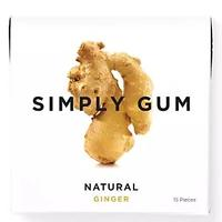 Simply Gum: Ginger
