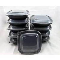 Single-Serving Portable Food Containers