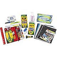 Sixth - Eighth Grade Classroom Supply Pack