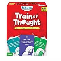 Skillmatics Train of Thought - Card Game for Kids & Families