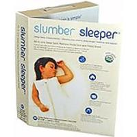 Slumber Sleeper Crib Size in Organic Cotton