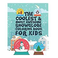 Snow Coloring Books