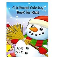 Snowman Coloring Books