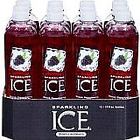 Sparkling Ice Black Raspberry