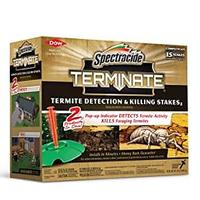 Spectracide Terminate Termite Detection & Killing Stakes (15 Count)
