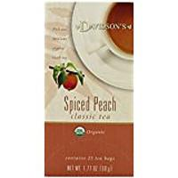 Spiced Peach Tea