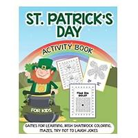 St. Patrick's Day Coloring Books