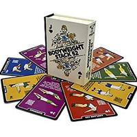Stack 52 Bodyweight Exercise Cards: Workout Playing Card Game