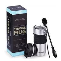 Stainless Steel Coffee Mug Set
