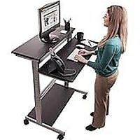 Stand Up Desk Computer Workstation