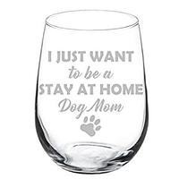 Stay Home Wine Glasses