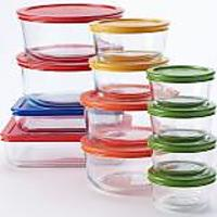 Storage Bowls With Lids