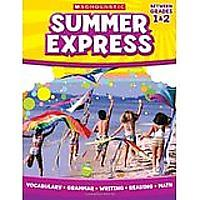 Summer Express Between First and Second Grade