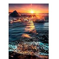 Sunset Diamond Art Painting Kit