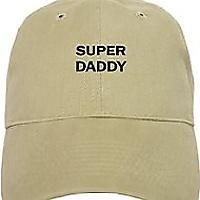 Super Daddy Baseball Cap