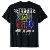 Support Police Shirts