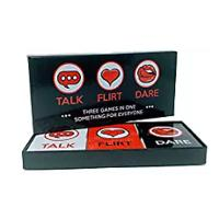 Talk, Flirt, Dare Games