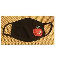 Teacher Apple Face Mask