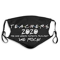 Teachers 2020 Face Mask