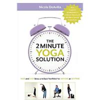 """The 2 Minute Yoga Solution"""