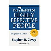 The 7 Habits of Highly Effective People: Powerful Lessons in Personal Change (Bestseller)