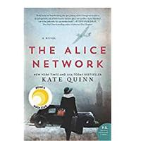 """The Alice Network"" by Kate Quinn (WWII related)"