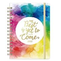The Best Is Yet to Come 2021 Day Planner