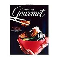 The Best of Gourmet: 65 Years, 75 Favorite Recipes