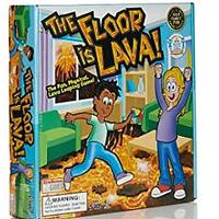 The Floor is Lava (Bestseller)