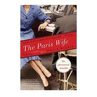 The Paris Wife by Paula McLain (Historical Fiction)
