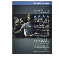 """The Social Network"" DVD"