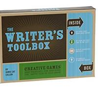 "The Writer's Toolbox: Creative Games and Exercises for Inspiring the ""Write"" Side of Your Brain"