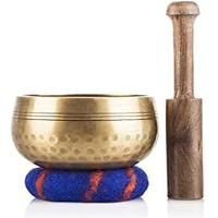Tibetan Singing Bowl Set (Bestseller)