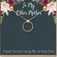 To My Other Mother Necklace