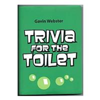 Toilet Trivia Books