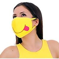 Tongue Out Cotton Face Mask