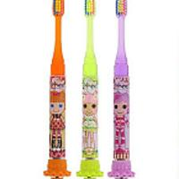 Toothbrushes With Suction