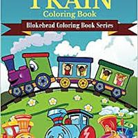 Train Coloring Books