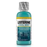 Travel Size Mouthwash