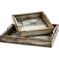 New Frontier Marly Decorative Trays