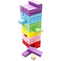 Tumbling Tower Building Blocks